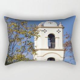 Ojai Post Office Tower Rectangular Pillow