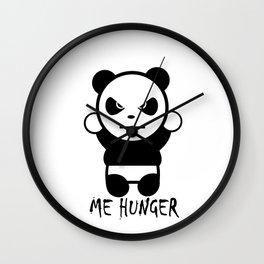 Freakout Panda... Wall Clock