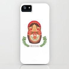 Matryoshka Doll Slim Case iPhone (5, 5s)