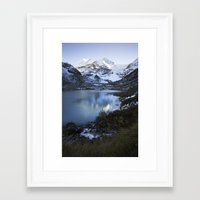 switzerland Framed Art Prints featuring Switzerland by Laura Killian