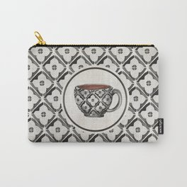 Moroccan Boho Pattern Coffee Mug Carry-All Pouch