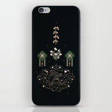 Hustle Like a Bee iPhone Skin