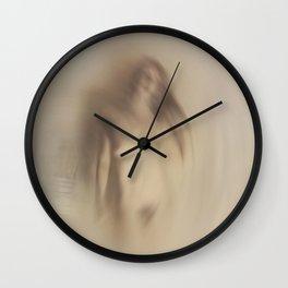 """Crashing Forwards"" Wall Clock"