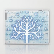 Tree of Gondor Laptop & iPad Skin