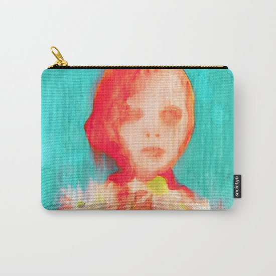She Daisy Carry-All Pouch