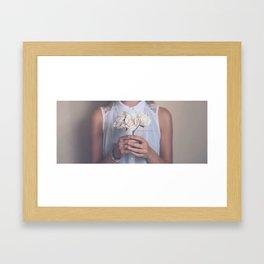 Safe and Sound Framed Art Print
