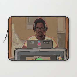 It's Me Man. Laptop Sleeve