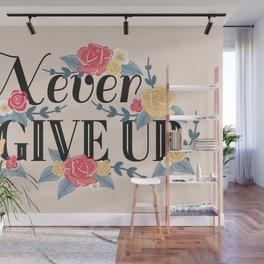word Wall Mural