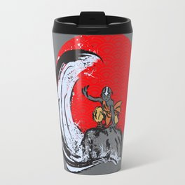 Aang in the Avatar State Travel Mug
