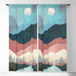 Fall Transition Blackout Curtain