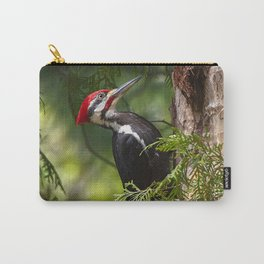 Pileated Woodpecker 6340 Carry-All Pouch