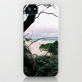 Ocean View, Squeaky Beach, Victoria, Australia iPhone Case