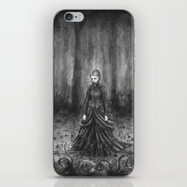 Withering hope iPhone Skin