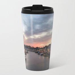 Harbour Sunrise Travel Mug