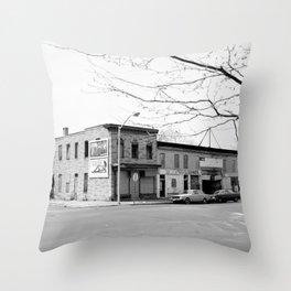 1401 Laurens Street, Baltimore Throw Pillow