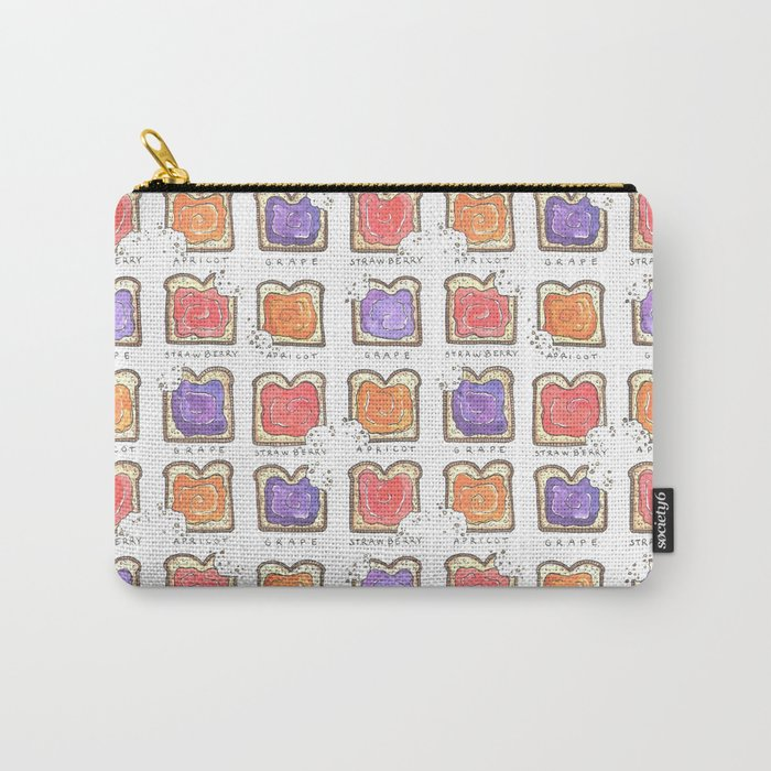 Toasty Carry-All Pouch