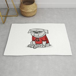 Bulldog from Georgia Rug
