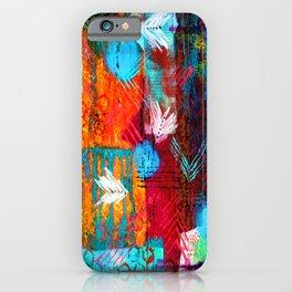 Aztec Dreams iPhone Case