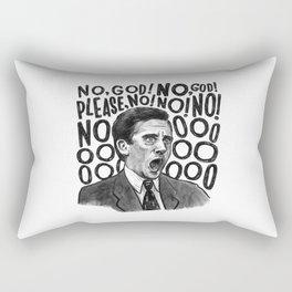Michael | Office Rectangular Pillow