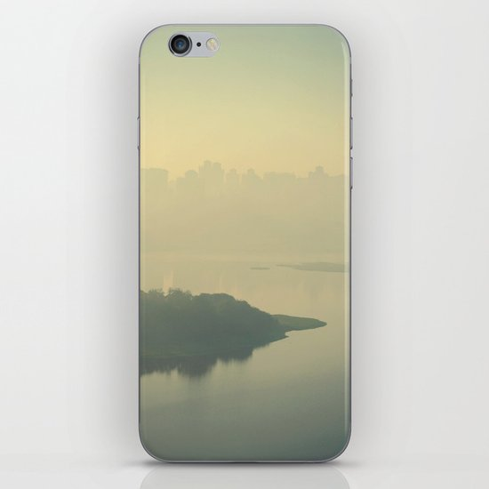 Powai Lake iPhone & iPod Skin