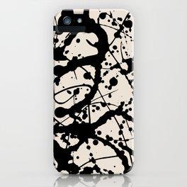 Cheers to Pollock iPhone Case