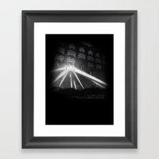 World Invasion Framed Art Print