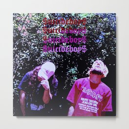 $uicideboy$ Metal Print