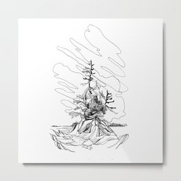 Tofino, BC Metal Print