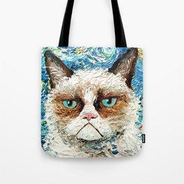 Grumpy Cat Is Still Grumpy Tote Bag