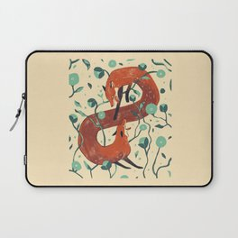 Inner turmoil Laptop Sleeve