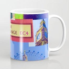 London sights Coffee Mug