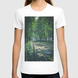 Polish Tram. T-shirt