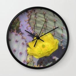 Santa Rita Prickly Pear Wall Clock