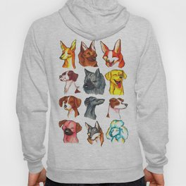 Brush Breeds Compilation 2 Hoody