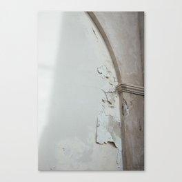 Textured Walls Canvas Print