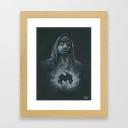 TICAL Framed Art Print