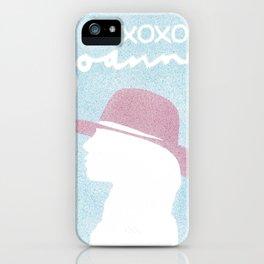 xoxo Joanne iPhone Case