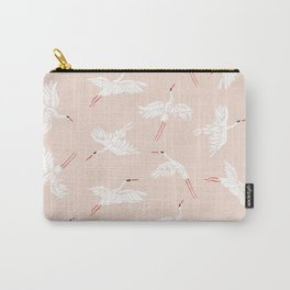 Crane Dance Carry-All Pouch