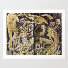 Tellemaja Art Print