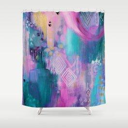 Auqua Portal Shower Curtain