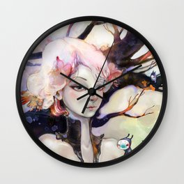 Enramada Wall Clock