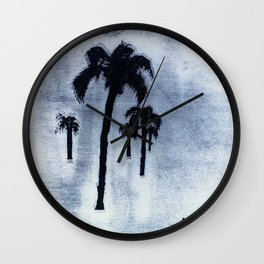 Shaking Those Trees, Caribbean Wall Clock
