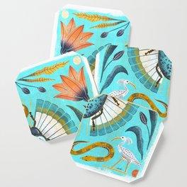 Egyptian Scarab Coaster
