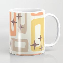 Mid Century Modern Geometric Abstract 133 Coffee Mug