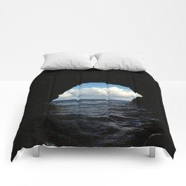 Sea Cave Comforters