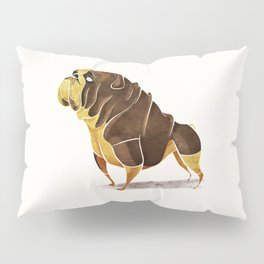 Pug Pillow Sham