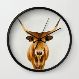honey Wall Clock