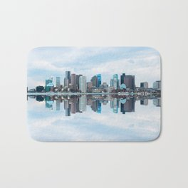 Boston reflection Bath Mat