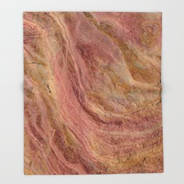 Natural Sandstone Art, Valley of Fire - 2 Throw Blanket