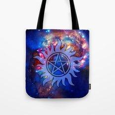 Supernatural Cosmos Tote Bag